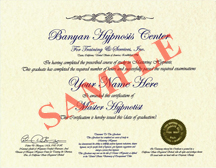 5-PATH Hypnotherapist Certification