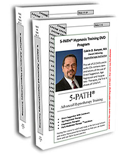 5-Path 2.0 Hypnosis Training DVD Program