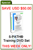 5-PATH® Training DVD Set