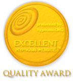 Excellent Hypnosis Website Award