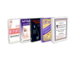 Hypnosis and Hypnotherapy Books