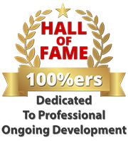 Hypnotists Hall of Fame 100%er