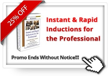 25% OFF on Instant and Rapid Inductions for the Professional DVD