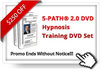 $250 Off on 5-PATH® Hypnosis DVD Set