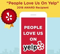 Cal Banyan in LinkedIn and Yelp Promotional Banners