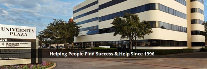 The Banyan Hypnosis Center for Training & Services, Inc. Located at University Plaza
