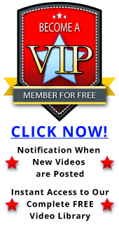 Become A VIP Banner to Watch Cal Hypnosis Video Series