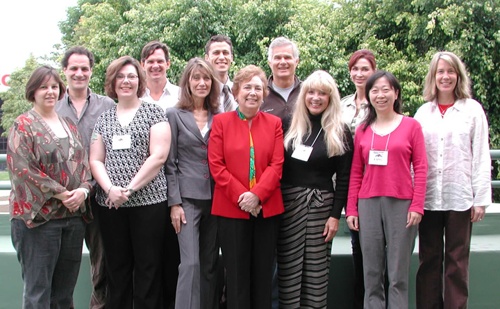 March 2008 Advanced Hypnotherapy Certification Graduates