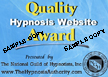 NGH Hypnosis Website Award