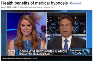 hypnosis news health benefits of medical hypnosis