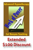 weekly special week of pwer advanced hypnosis training course discount