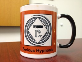 hypno 1 percenter coffee mug