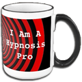 hypnosis professional coffee cup