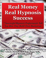 real money real hypnosis sucess book