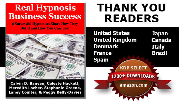 Real Hypnosis Business Success Book