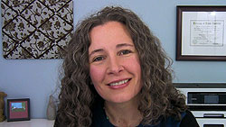 Erika Flint in Creating Balance in your hypnosis practice - Part 2