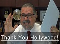 Cal Thanking the Hollywood