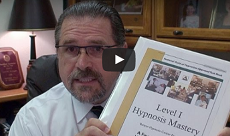 Watch Cal Banyan Hypnosis Video Series