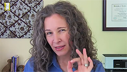 Erika in How to Delight Clients and Increase YOUR Hypnosis Business Success