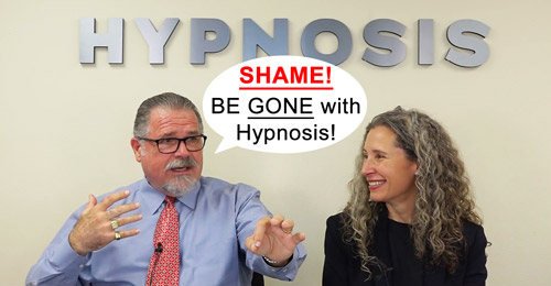 Cal Banyan & Erika Flint in Podcast #555 - You As A Hypnosis Professional Can Absolutely Clear Shame from Your Client's Lives