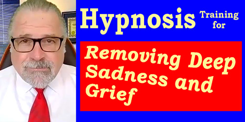 Cal Banyan in Podcast #573 - Hypnosis Training Video #573: Removing Deep Sadness and Overwhelming Grief with Hypnosis