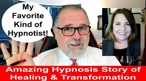 Cal Banyan in Podcast #577 - An Amazing Story of Emotional, Physical Hypnosis Healing, & Becoming A Leader in Our Profession