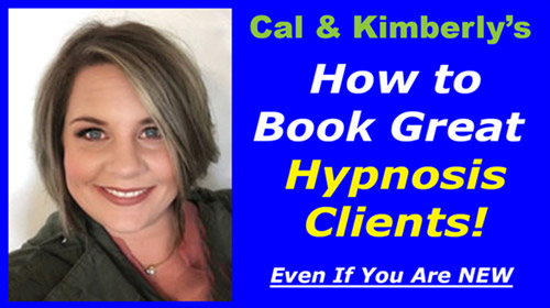 Kimberly Lorenz in Podcast #579 - How to Book a Great Hypnosis Clients!